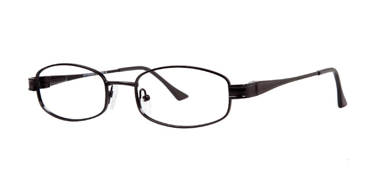 Black Affordable Designs Nancy Eyeglasses.