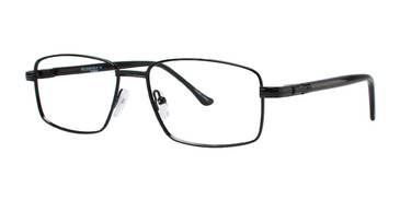 Black Affordable Designs Noah Eyeglasses.