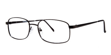 Black Affordable Designs Nolan Eyeglasses.