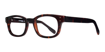 Tortoise Affordable Designs Owen Eyeglasses.
