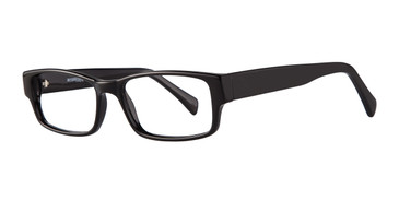 Black Affordable Designs Reagan Eyeglasses.