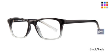 Black Fade Affordable Designs Scout Eyeglasses.