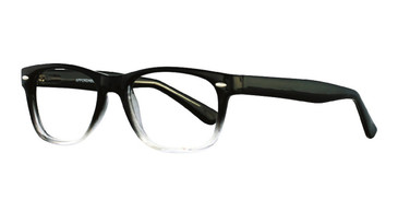 Black Fade Affordable Designs Skip Eyeglasses.