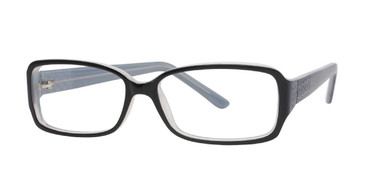 Black Affordable Designs Snooki Eyeglasses.
