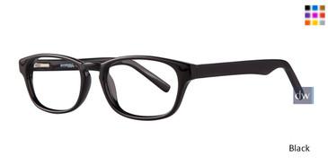 Black Affordable Designs Ted Eyeglasses.