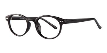 Black Affordable Designs Yale Eyeglasses