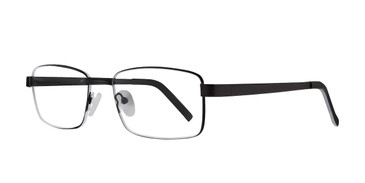 Black Affordable Designs Yogi Eyeglasses.