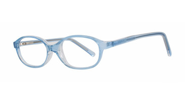 Blue Affordable Designs Selena Eyeglasses.