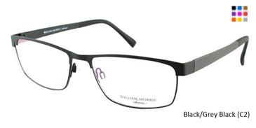 Black/Grey Black (C2) William Morris London WMPRESLEY