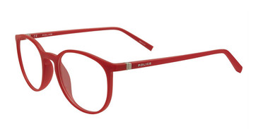 Red Police V1973 Eyeglasses.