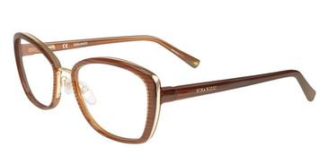 Beige Strike Nina Ricci VNR069 Eyeglasses