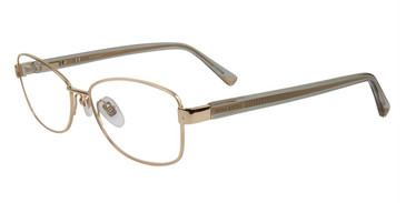Rose Gold Nina Ricci VNR072 Eyeglasses