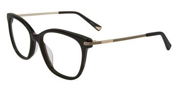 Shiny Black Nina Ricci VNR075 Eyeglasses