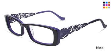 Black Lipstick Sweet Treat Eyeglasses.