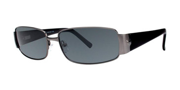 Gunmetal Vivid 773S Sun Collection Sunglasses.