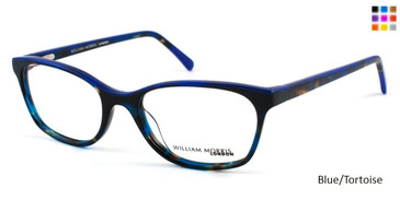 Blue/Tortoise William Morris London WM50020 Eyeglasses