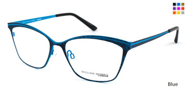 Blue William Morris London WM50019 Eyeglasses
