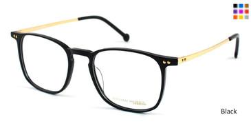 Black William Morris London WM50002 Eyeglasses