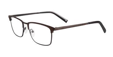 Black John Varvatos V157 Eyeglasses.
