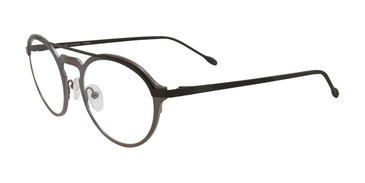 Gunmetal John Varvatos V160 Eyeglasses.