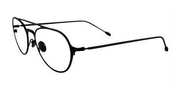 Black John Varvatos V164 Eyeglasses.