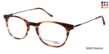 Matt Havana William Morris London WM50008 Eyeglasses