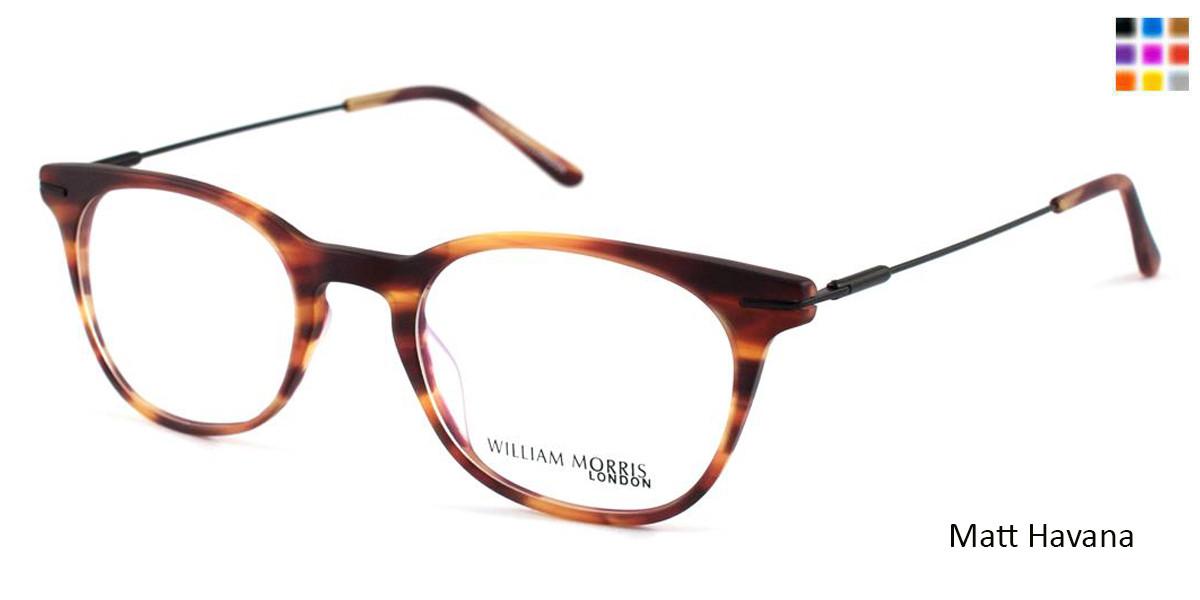 Matt Havana William Morris London WM50008 Eyeglasses - Teenager
