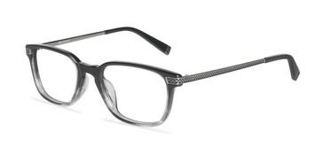 Black John Varvatos V348 Eyeglasses Teenager.