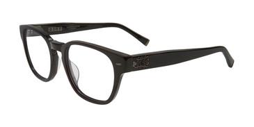 Black John Varvatos V369 Eyeglasses.