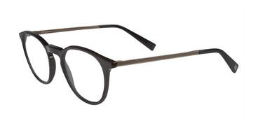 Black John Varvatos V371 Eyeglasses.