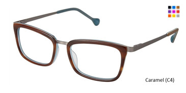 Caramel (C4) Lisa Loeb Magic Eyeglasses