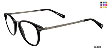 Black John Varvatos V372 Eyeglasses Teenager.