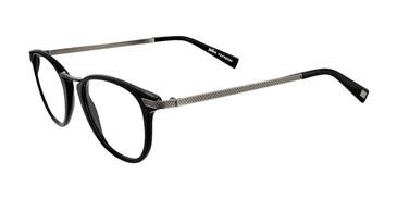 Black John Varvatos V372 Eyeglasses Teenager.