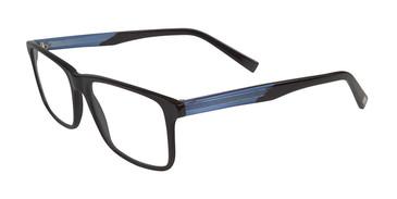 Black John Varvatos V374 Eyeglasses.
