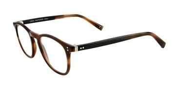 Brown John Varvatos V376 Eyeglasses - Teenager.