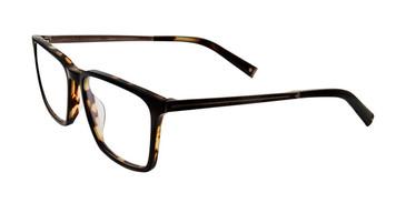 Black Tortoise John Varvatos V402 Eyeglasses.