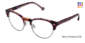 Berry Tortoise (C3) Lisa Loeb I Do Eyeglasses