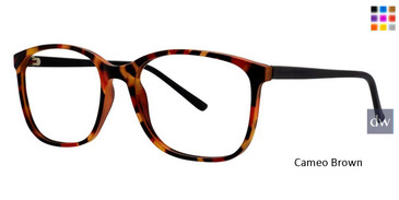 Cameo Brown Vivid Soho 1033 Eyeglasses.