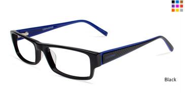 Black Converse Q004 Eyeglasses