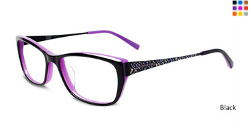 Black Converse Q020 UF Eyeglasses.