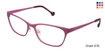 Grape (C4) Lisa Loeb FLYING Eyeglasses