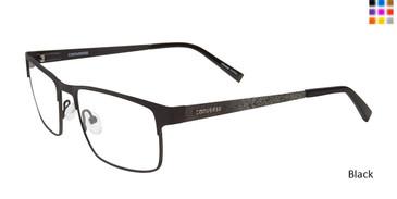 Black Converse Q105 Eyeglasses.