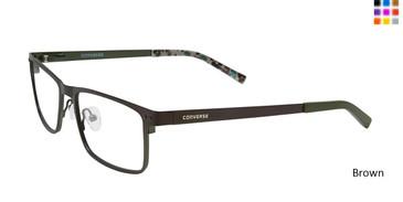 Black Converse Q106 Eyeglasses