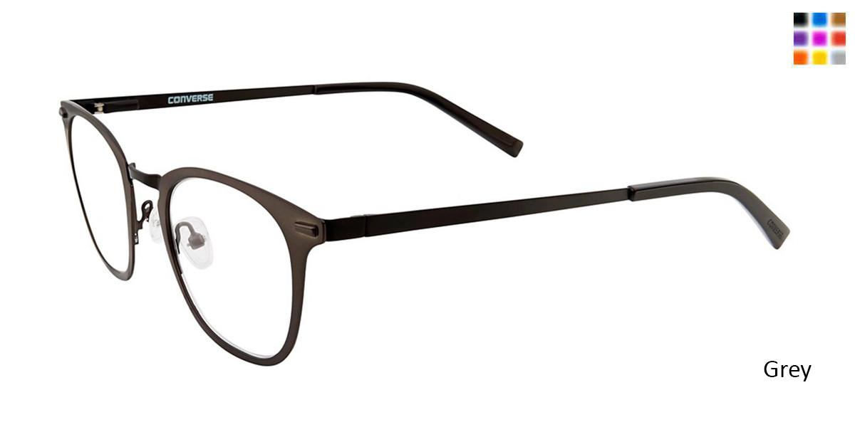 Grey Converse Q109 Eyeglasses