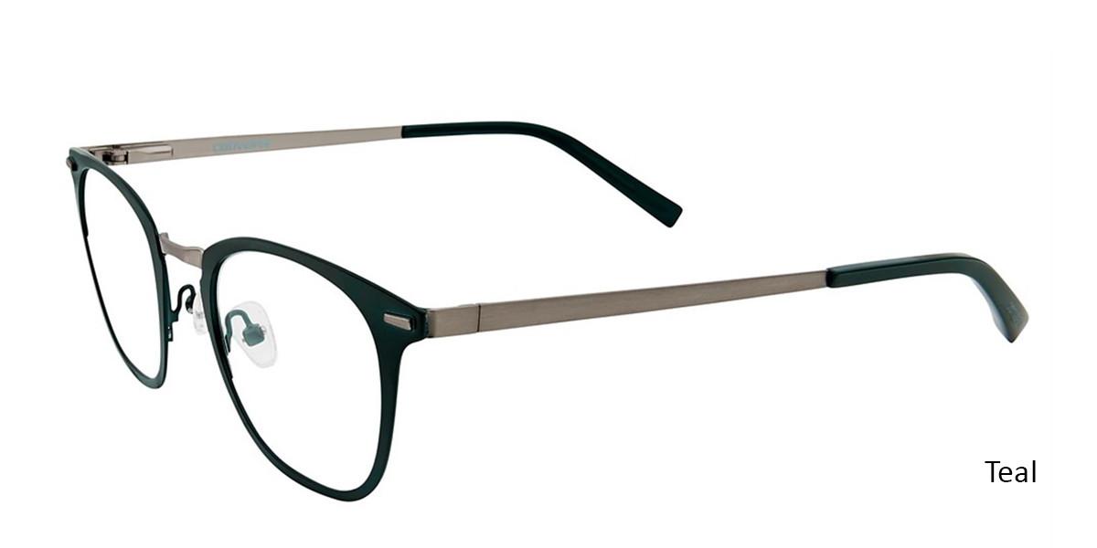 Teal Converse Q109 Eyeglasses