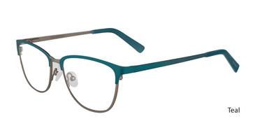 Teal   Converse Q201 Eyeglasses