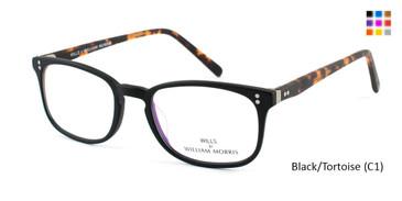 Black/Tortoise (C1) Wills By William Morris WILLS84