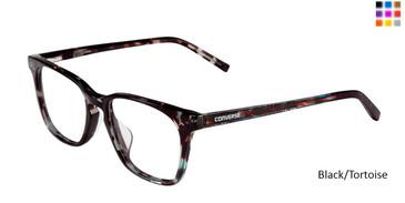 Black/Tortoise Converse Q301 Eyeglasses