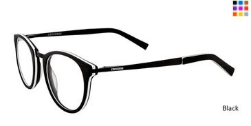 Black Converse Q310 Eyeglasses.