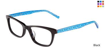 Black   Converse Q400 Eyeglasses